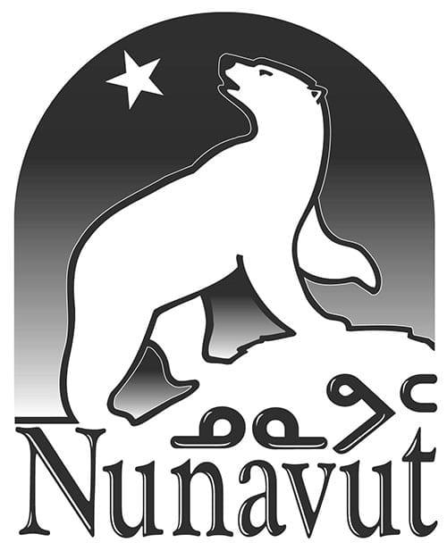 Logo Gouvernement Nunavut