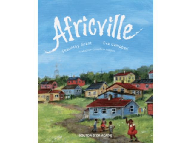 Couverture du livre « Africville »