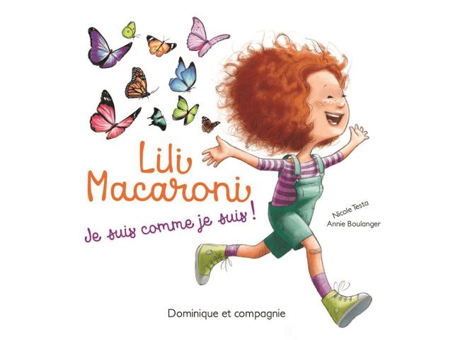 Couverture du livre Lili Macaroni