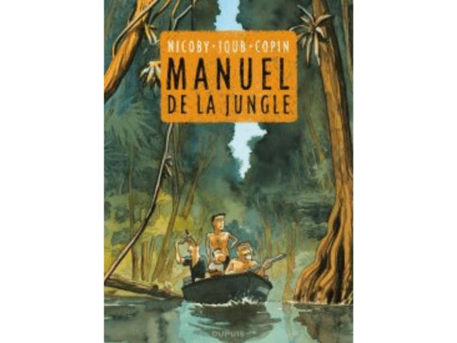 Couverture du livre «Le manuel de la Jungle»