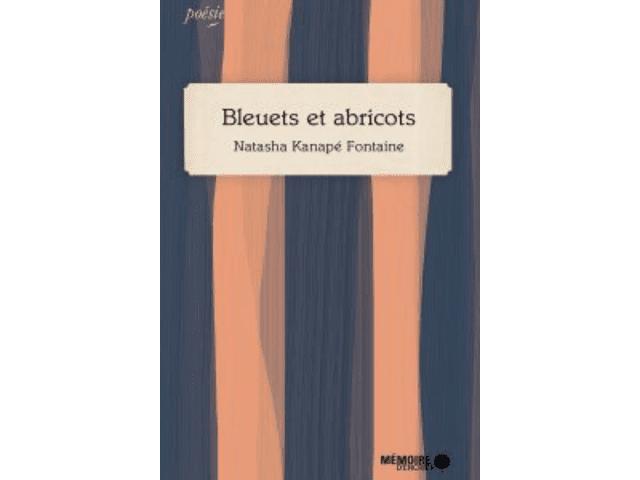 Couverture du livre «Bleuets et abricots»