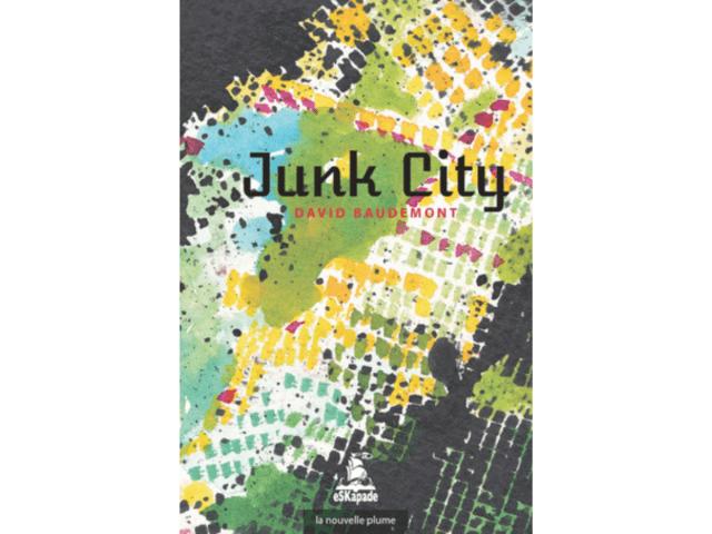 Couverture du livre «Junk City»