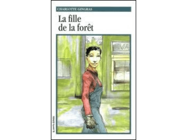 Couverture du livre «Fille de la Forêt »