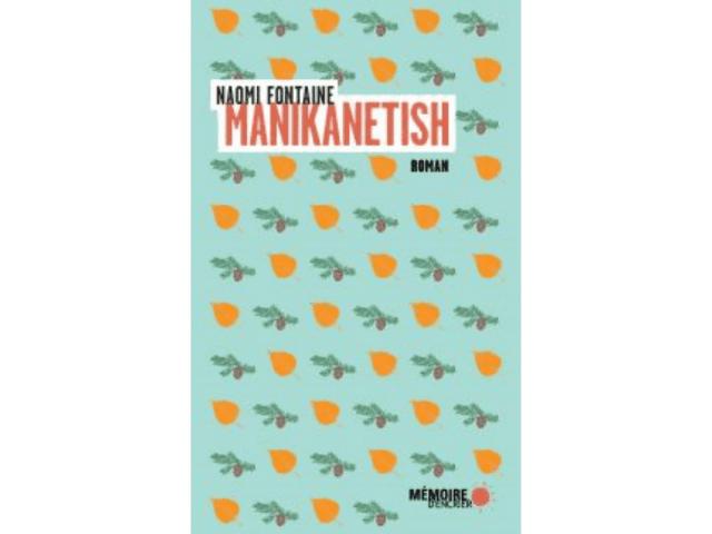 Couverture du livre «Manikanetish»