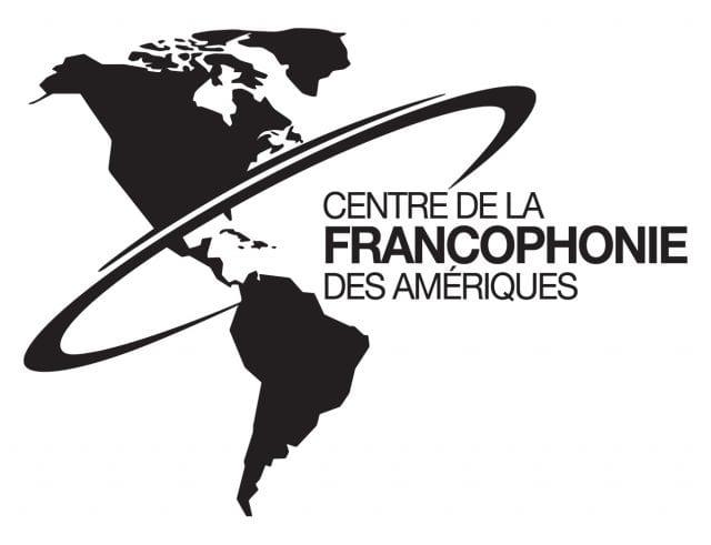 Logo du Centre de la Francophonie des Amériques