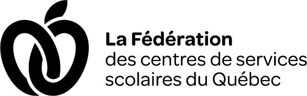 Logo de la fédération des centres de services scolaires du Québec