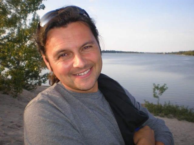 Photo de Félix St-Denis, lauréat du Prix du Passeur Culturel