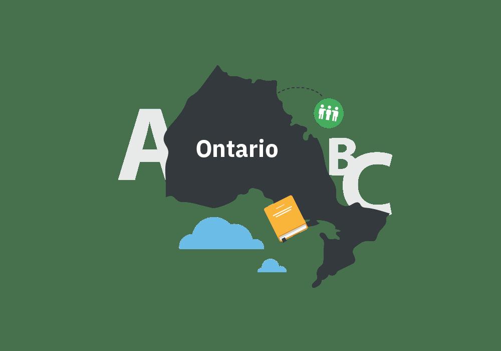 Illustration de l'Ontario