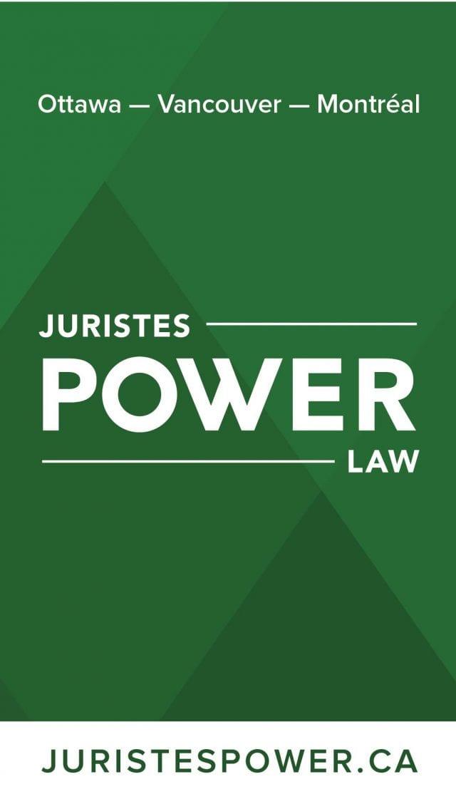 Publicité pour Justices Power Law