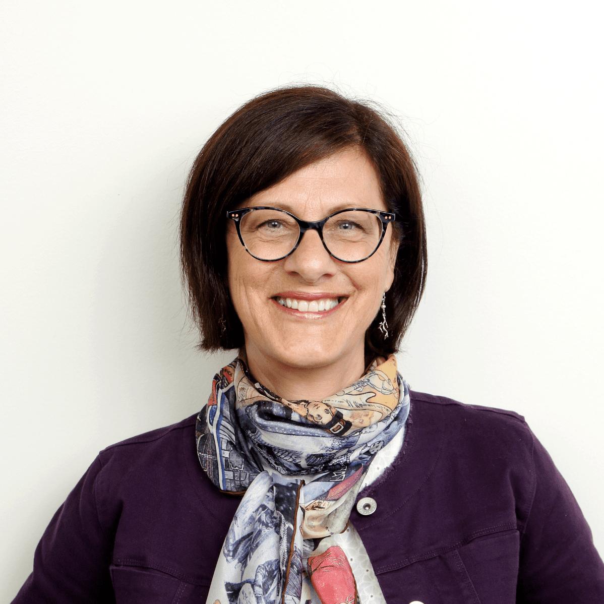 Adjointe à la comptabilité de l'ACELF - Sylvie Giasson
