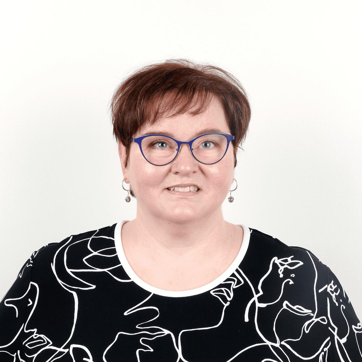 Adjointe administrative de l'ACELF - Lucie Grégoire