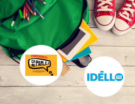 Découverte de ressources FCE et Idello
