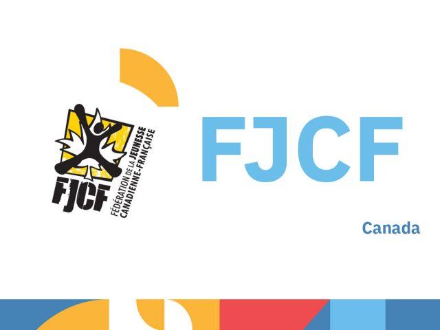 Logo de la FJCF - animation au congrès 2021